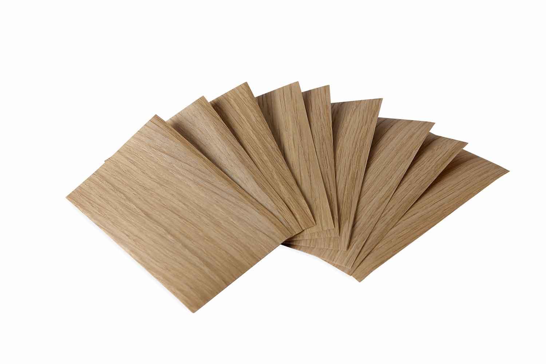 Láminas de madera para sujeción de retales (Hidrofix)