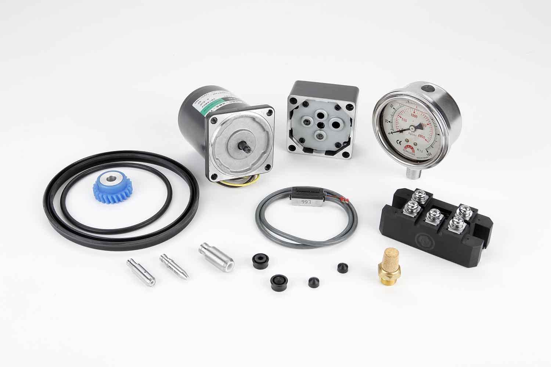 Guías, contactos, poleas, etc. para las máquinas de los principales fabricantes de maquinaria de electroerosión tales como SODICK, FANUC, AGIE CHARMILLES, MAKINO, MITSUBISHI, ONA, etc.