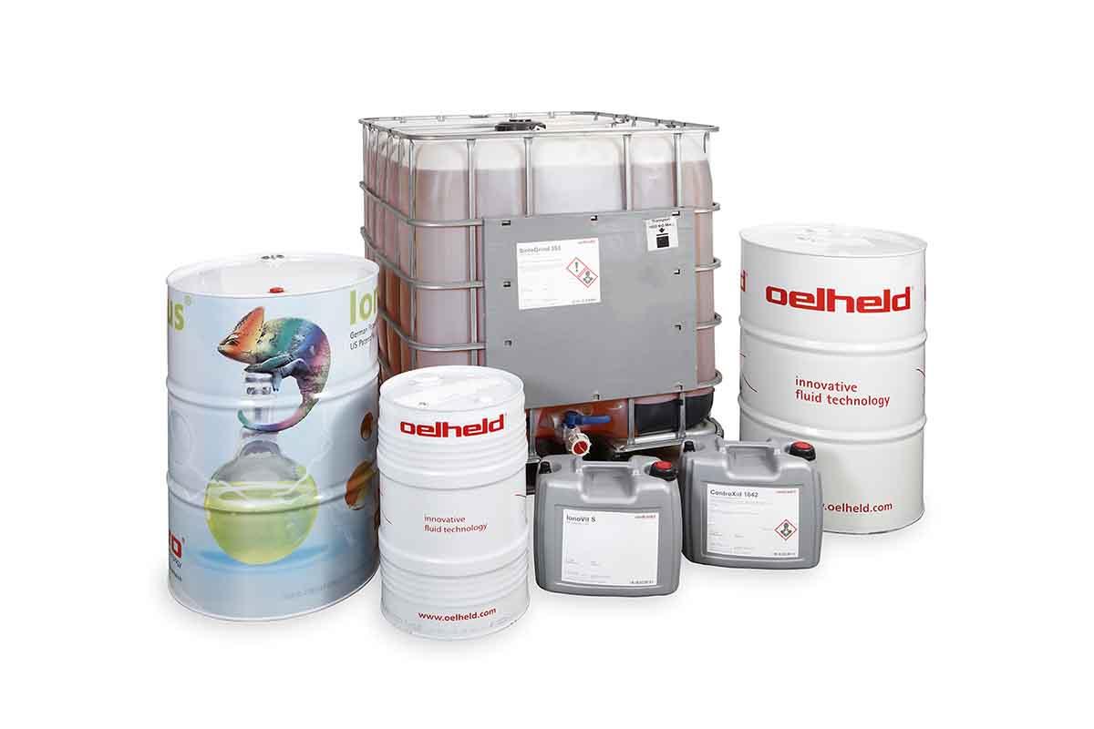 Tecnosystem suministra Aceites dieléctricos Oelheld para electroerosión en procesos de mecanizado industrial de alta precisión. Los aceites dieléctricos Oelheld son inodoros y respetuosos con el medio ambiente
