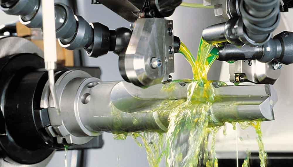 Suministramos Aceites dieléctricos Oelheld para electroerosión en procesos de mecanizado industrial de alta precisión