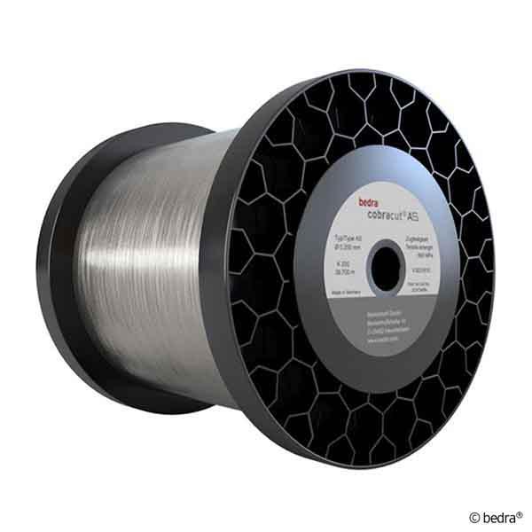 Hilo Cobracut® AS de optimización de los procesos de fabricación. Calidad fiable. Excelente relación calidad-precio.