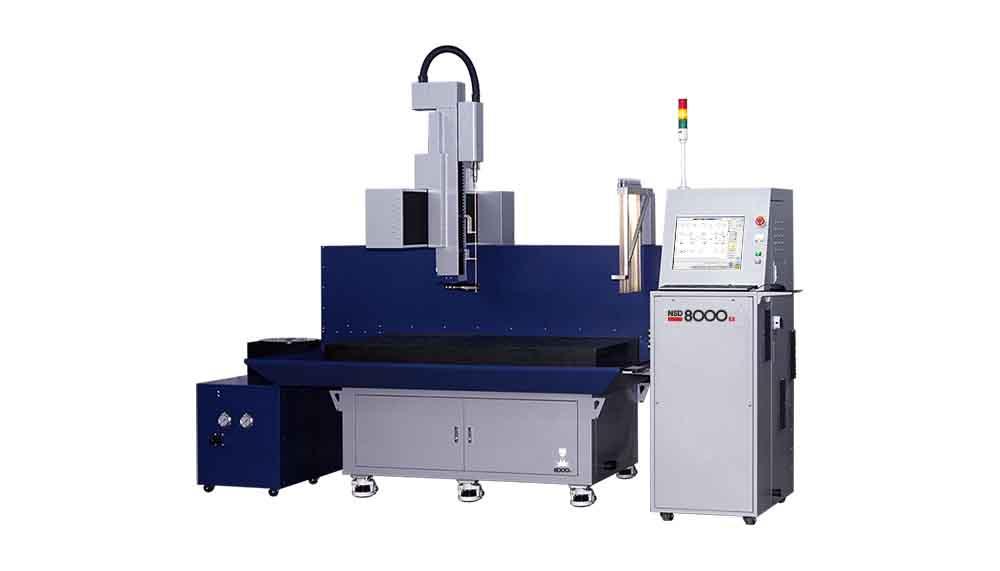 Suministramos maquinaria de taladrado por electroerosión a alta velocidad manuales y automáticas, CNC HEUN y CNC HANKOOK